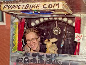 FOF #1832 - Puppet Bike Secrets Revealed - 07.24.13