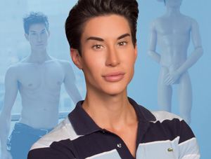 FOF #1856 – The Human Ken Doll