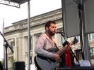 VIDEO: Stephen Leonard Sings at the Marriage Equality Rally