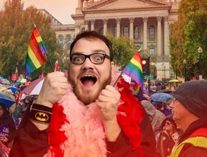 FOF #1885 - My Big Fat Gay Wedding Rally - 10.25.13