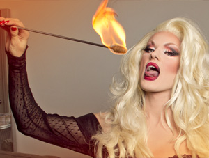 VIDEO: How to Eat Fire - Ivy Winters