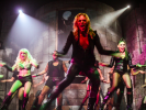 Willam Belli and the cast of Rocky Horror Show.