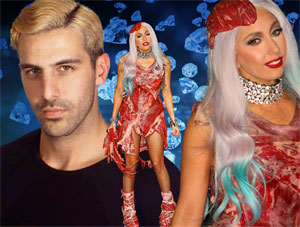 FOF #1907- The Man Behind Lady Gaga's Meat Dress