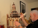 VIDEO: Gingerbread Church