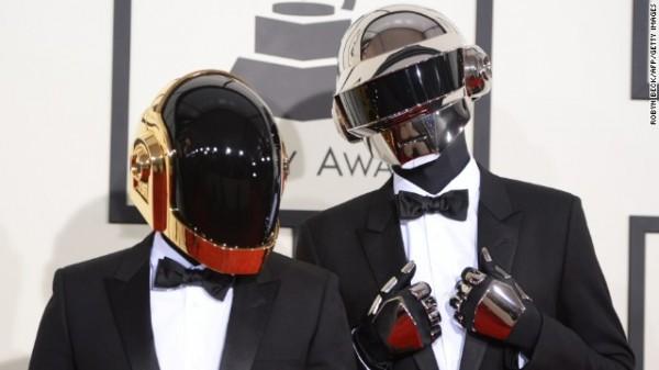 Daft Punk Grammys 2014