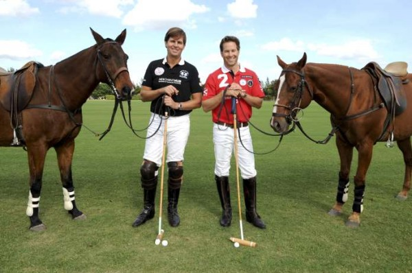 Step one: learn how to play polo. But be warned, not all polo players look like Ralph Lauren models.
