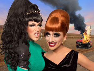 FOFA #1943 – Bianca Del Rio and Adore Delano Are as Bad as They Wanna Be
