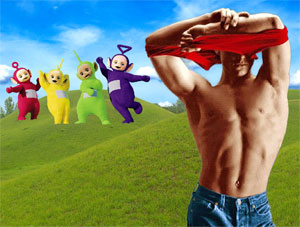 FOF #1938 - How Teletubbies and Soloflex Made Us Even More Gay - 02.17.14
