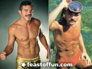 PHOTO: The Uncanny Resemblance of the Village People's Cowboy with RuPaul's Drag Race Pit Crew Hunk