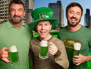 FOF #1951 – How to Bring Home a Drunk Irish Man on St. Patrick's Day
