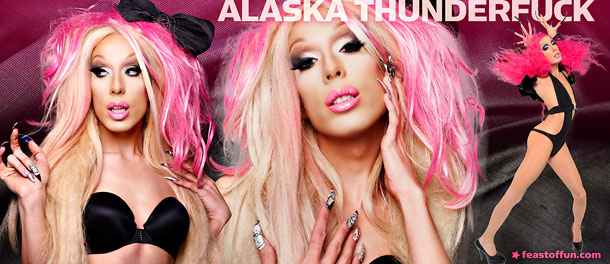 Alaska is pretty in pink. Photos: Jose Guzman Colon and Magnus Hastings