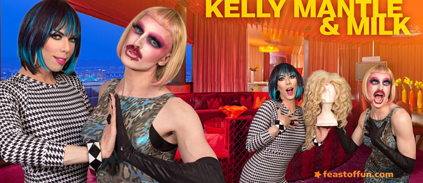 FOF #1973 – Tea with Milk & Kelly Mantle