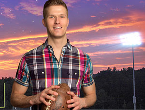 FOF #1983 - The First Openly Gay College Football Star - 05.08.14