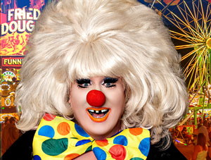 FOF #1994 - Lady Bunny is a Carnival of Fun - 05.30.14