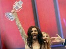 VIDEO: ConDRAGulations to Conchita Wurst, Austria's Bearded Drag Queen Wins the Eurovision Song Contest