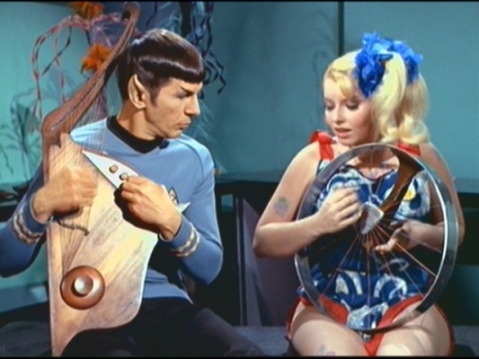 If Star Trek has taught us anything, in the future hippies will still be making bad music.