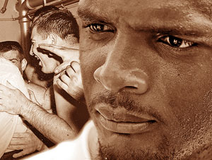 FOF #2037 - Michael Sam Takes a Shower - 08.29.14