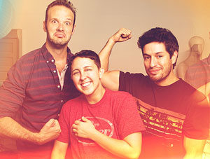 FOF #2052 - Three Guys and a Podcast - 09.23.14