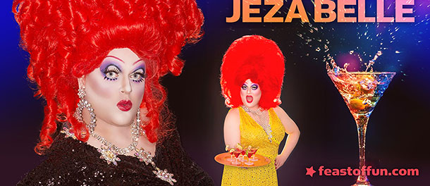 FOF #2072 – Jeza Belle's Cocktails for Drunk Drag Queens