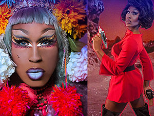 Bonus: Shea Couleé on Cheap & Thrilling Halloween Costume Ideas