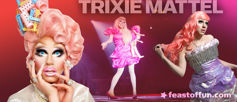 FOFA #2071 - Trixie Mattel's Poker Face - 03.23.15