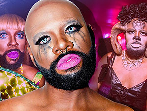 FOF #2086 - Diary of a Bearded Drag Queen - 11.21.14
