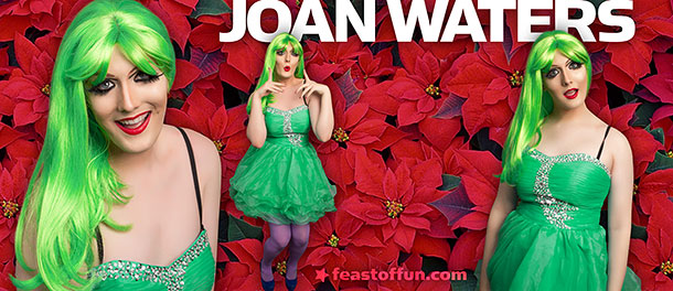 FOF #2091 – Joan Waters Lip Syncs for Her Life and Lives