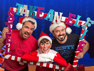 FOF #2093 - All About that Elf, No Santa - 12.15.14