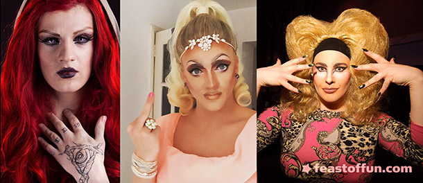 FOF #2189 - Drag Queens Banned from Pride - 07.21.15