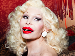 FOF #2203 - The Incredibly Inspiring Amanda Lepore  - 08.14.15