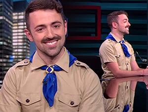 FOF #2218 - Matteo Lane Gets a Merit Badge in Comedy - 09.17.15