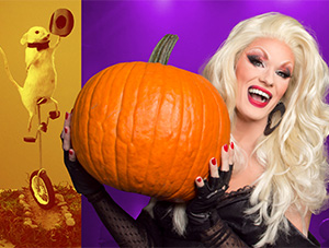 FOF #2238 - Ivy Winters Flaps Her Wings and Flies - 10.22.15