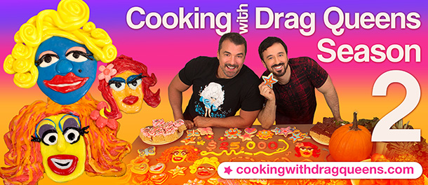 FOF #2228 - Save Cooking with Drag Queens - 10.06.15