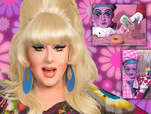 FOF #2237 - In the Kitchen with Lady Bunny - 10.21.15