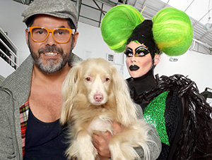 FOF #2250 - Photographer to the Drag Queen Stars - 11.12.15