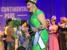 Natasha Douglas Wins  Miss Continental Plus 2016