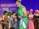 Natasha Douglas Wins  Miss Continental Plus 2016