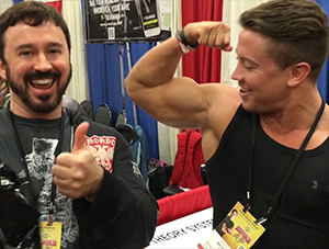 FOF #2301 - Weekend At The Arnold Expo - 03.07.16
