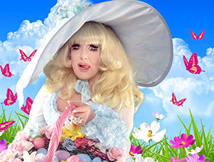FOF #2311 - Lady Bunny Feels the Bern - 03.23.16