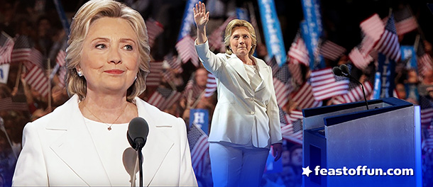 FOF #2365 - The Case for President Hillary Clinton - 07.29.16