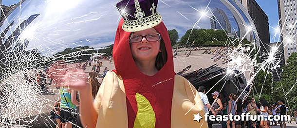 FOF #2364 - The Hot Dog Princess Breaks the Glass Ceiling - 07.28.16