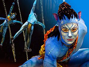 FOF #2368 - Cirque du Soleil Brings Avatar to Life - 08.04.16