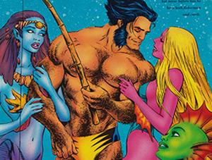 FOF #2370 - X-Men: Swimsuit Edition - 08.10.16