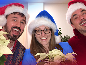 FOF #2427 - Bubbe's Holiday Spectacular  - 12.06.16