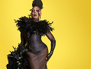FOFA #2477 - Bebe Zahara Benet Wants You to Get Fierce - 02.01.18