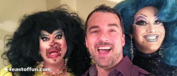 FOF #2486 - The Drag Queens of Comedy is a Must-She! - 05.16.17