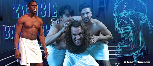 FOF #2543 - Zombie Bathhouse A Go-Go - 10.19.17