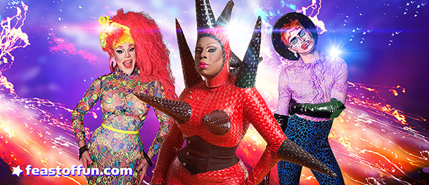 FOF #2575 -  Drag Race All-Stars 3: Sad Violins & Spilled Milk - 02.12.18