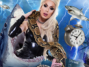 Bonus: Alaska Thunderfuck Battles the Sharknado