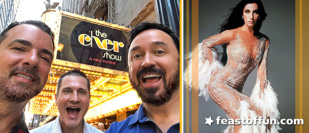 FOF #2632 - The Cher Show is a Fun Pop Culture Ride - 07.12.18